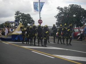 die Parade - was haben die mit Weihnachten zu tun??
