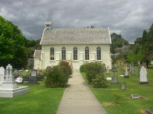Christ Church - die älteste Kirche Neuseelands