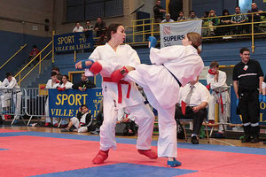 Beker van Luik 2011 3de plaats