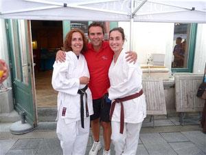 Sportief Gent sept 2O11 met Christophe Caluwè