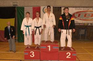 Niko werd Belgisch Kampioen JKS