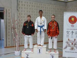 Goud Open Belgium WJKA