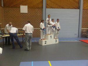 Oost Vlaams Kampioenschap 10 oktober 2011 Kolkov Vlad 3de plaats