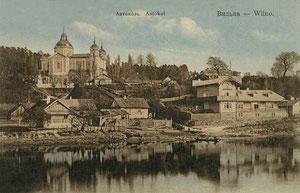 Vilnius. Antakalnis / Antakalnis