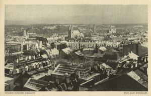 Vilnius Jano Bulhako fotografijose (1922m.) / Vilnius in J.Bulhak photography.