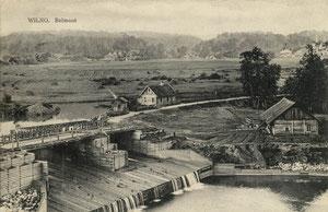 Vilnius. Belmontas. Leid. No.  190. D. Visuno / Belmont. Publisher No.190. D. Visun