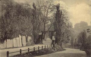 Vartai į Gedimino kalną / The gate to the Gediminas hill