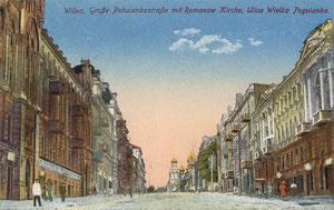 Didžiosios Poguliankos gatvė / The Grand Pogulianka
