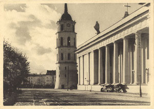 Vilnius Jano Bulhako fotografijose / Vilnius in J. Bulhak photography