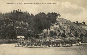 Vilnius. Bernardinų sodas. Leid. D. Visunas / The Bernardine garden