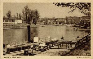 Vilnius. Prie Neries / At the river Neris