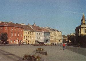 Vilnius. Senamiestis. Gorkio gatvė. 1979m. Nuotr. B. Jelino / Vilnius. Gorkis Street. 1979. Photo by B. Jelin