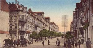 Šopeno gatvė / Chopen street