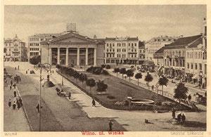 Didžioji gatvė / The Grand street