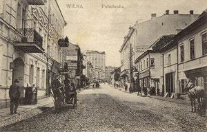 Vilnius. Pogulianka / The Pogulianka