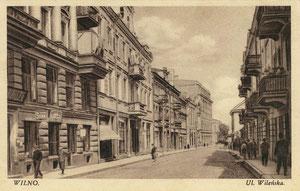 Vilniaus gatvė / Vilniaus street