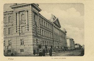 Vilnius. Justicijos rūmai / Palace of Justice