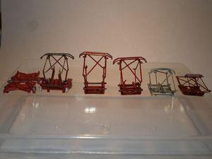 Da sinistra a destra: Del Prado, Lima, Roco, Sommerfeldt, Lineamodel, Malinverno-ASN.