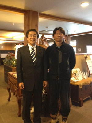 SAJの坂本副会長