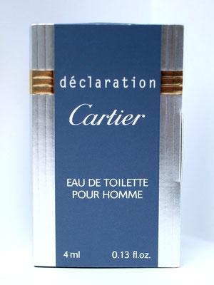 DECLARATION - EAU DE TOILETTE POUR HOMME 4 ML