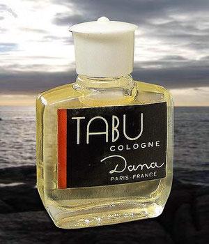 DANA : TABU COLOGNE - MINIATURE