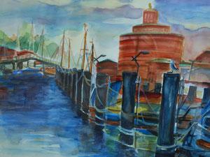 Hafen Eckernförde  2012 - verkauft