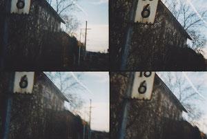 Erste Experimente 2004