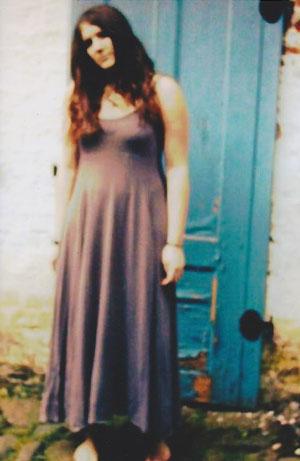 Schon damals liebte ich Retro-Effekte bei Fotos.