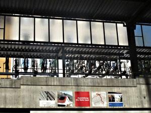 15. September 2012 - Die Bahn baut