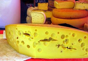 25. Juli 2012 - So ein Käse!