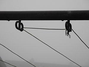 17. November 2013 - Die Fäden sind gezogen