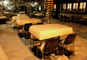 09. Dezember 2012 - Der Tisch ist gedeckt!