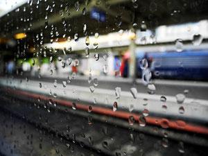 12. Mai 2013 - Dauersicht eines Bahnfahrers