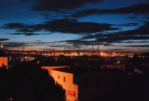 06. November 2012 - Blaue Nacht, oh blaue Nacht am Hafen..