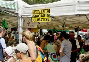 27. Juli 2013 - Verzerrungen auf dem Markt: klimatisiert?