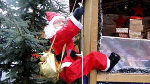 """25. Dezember 2012 - """"...der Mohr kann gehen!!"""" (Gastbild: Hans Weiss, Flawil)"""