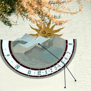29. Mai 2012 - Wie spät ist es (wenn die Sonne nicht scheint)?