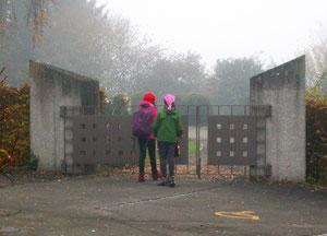27. November 2012 - Macht auf das Tor