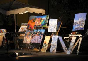 02. August 2013 - Wo die Kunst Ausgang hat
