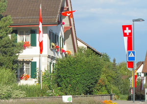 12. August 2012 - Etwas viel Schweiz