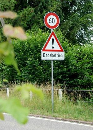 23. Juni 2012 - Vorsicht Badenixen?