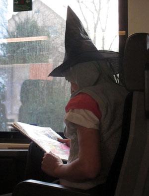 26. Dezember 2012 - Heimfahrt, der Zauberer von Oz