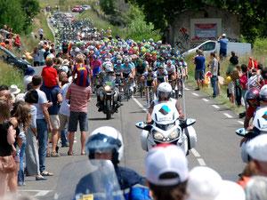 14. Juli 2012 - Tour de France - La Grande Boucle