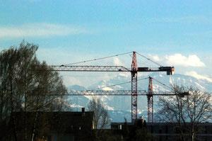22. November 2012 - Versperrte Welt