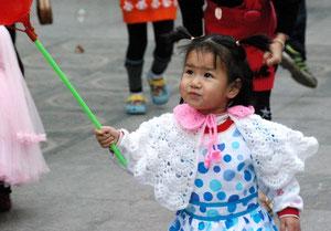 13. Februar 2013 - Happy New Year - Hanoi im Zeichen der Schlange