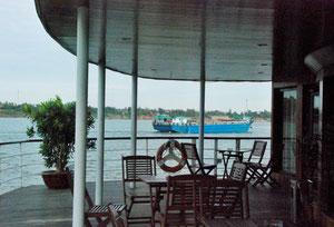 25. Februar .2013 - Auf dem Megkong