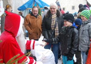 10. Dezember 2012 - Danke, Sankt Nikolaus