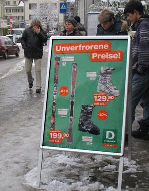 04. Dezember 2012 - Hopla! Unverfrorene Preise? - Wie ist dies zu verstehen?