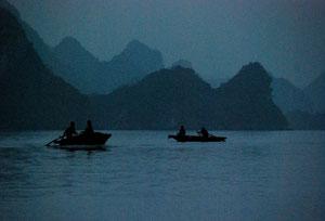 15. Februar 2013 - Fernweh - Halong Bay (Vietnam)