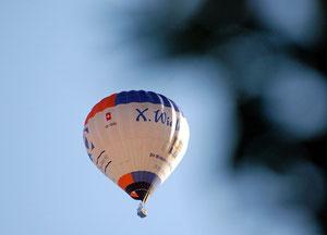 08. Juli 2012 - Vom Wind getrieben